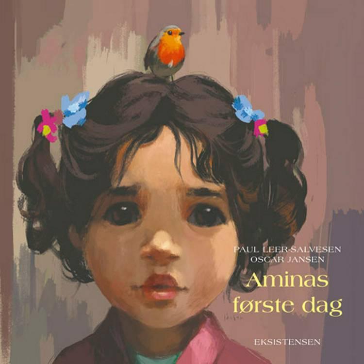 Aminas første dag af Paul Leer-Salvesen