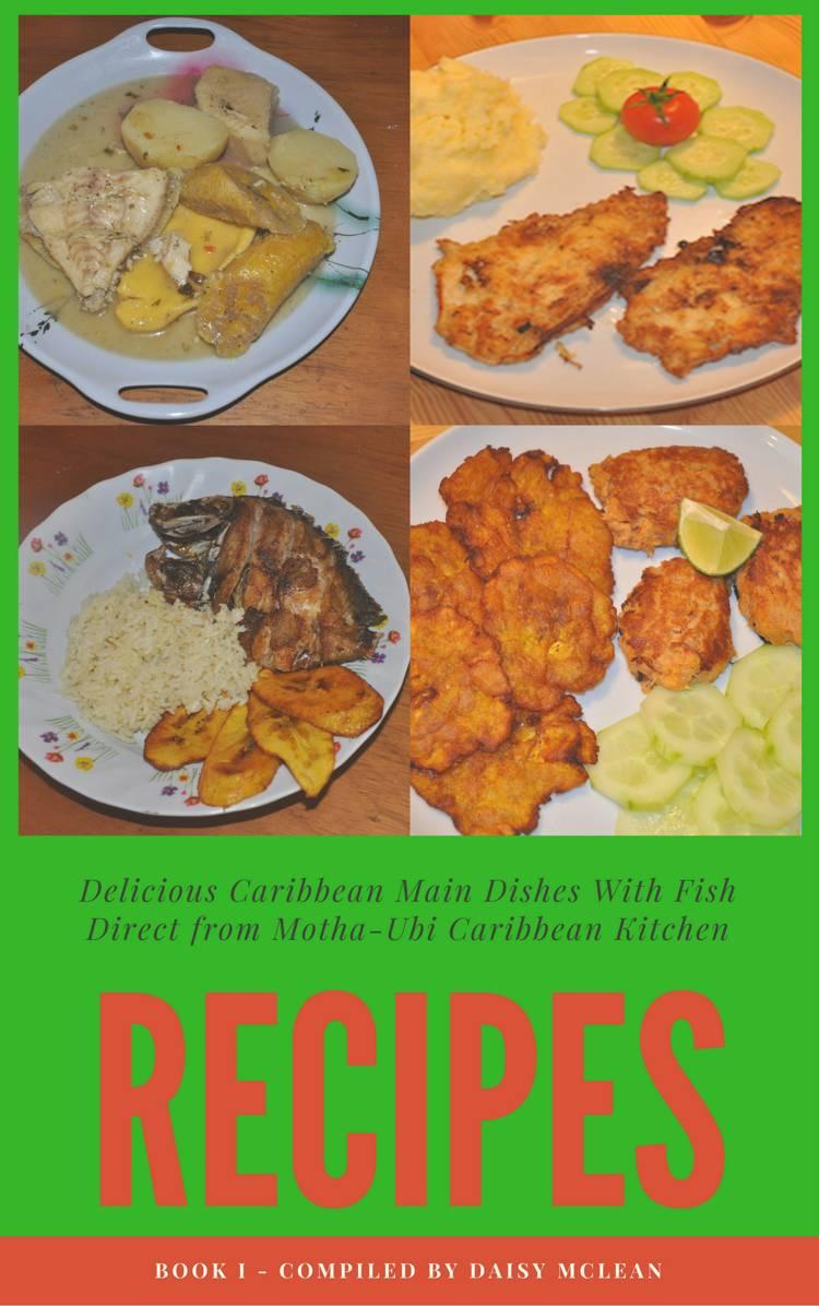 Motha-Ubi Caribbean Kitchen I af Daisy's MuSic og CuLtuRe og ArT MiscEllaNeUos