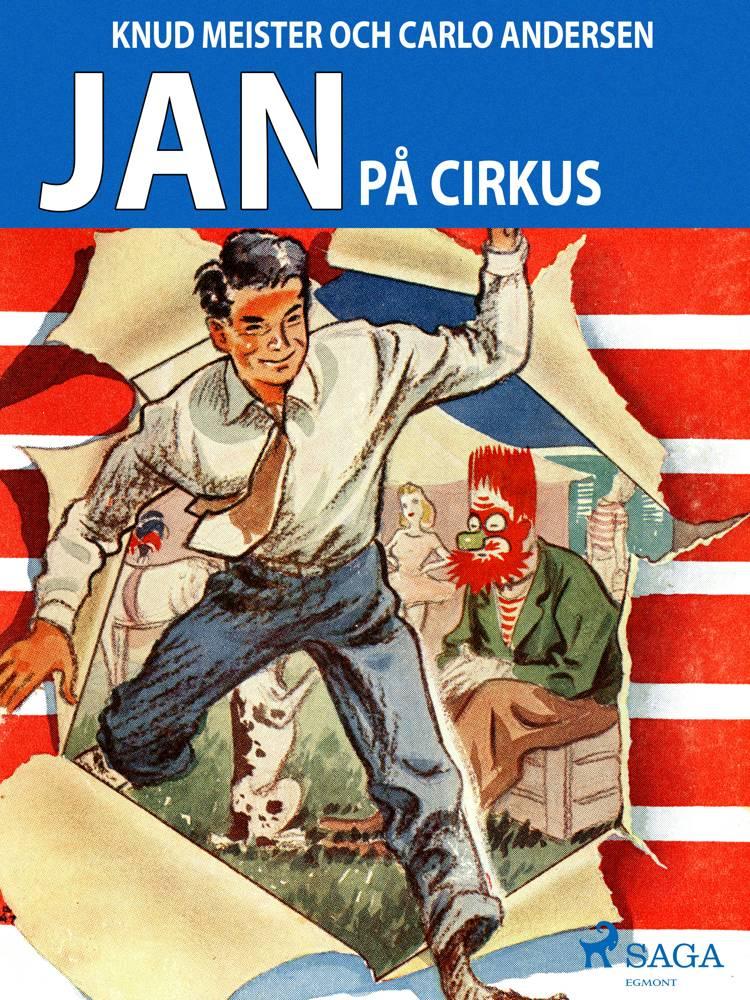 Jan på cirkus af Knud Meister og Carlo Andersen