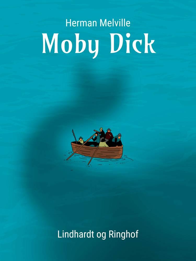 Moby Dick (forkortet udgave) af Herman Melville