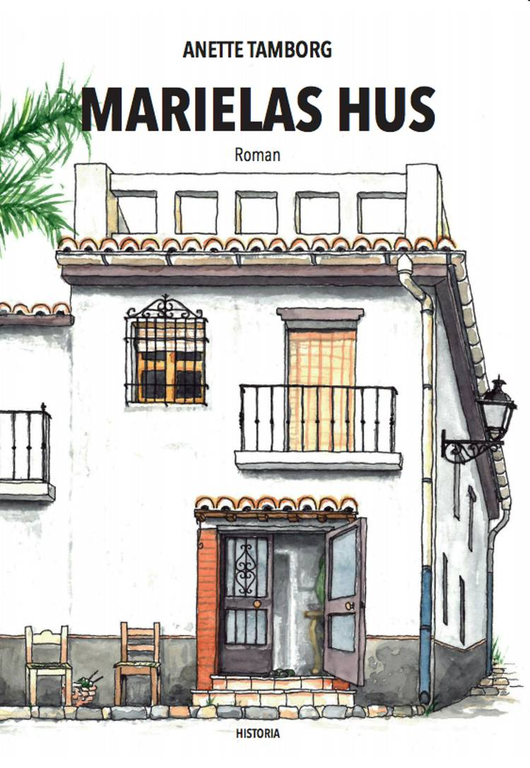 Marielas Hus af Anette Tamborg