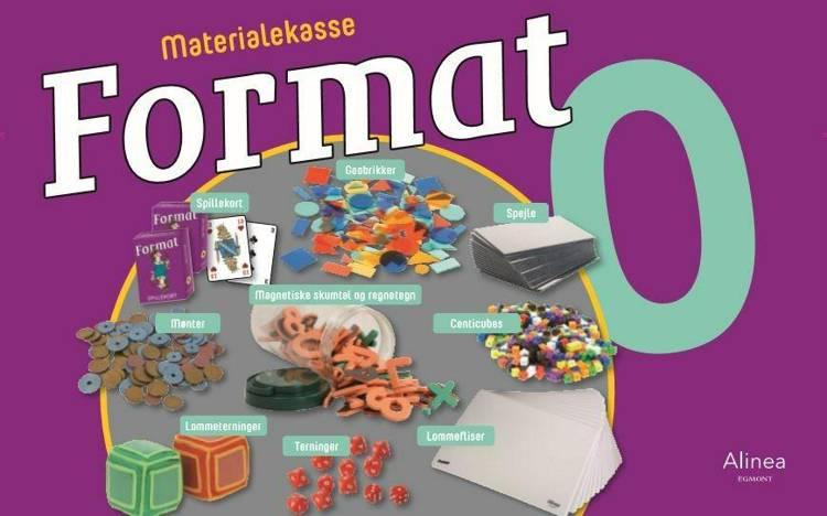 Format 0 af Alice Darville, Janus Madsen og Leane Camille Denise Rasmussen