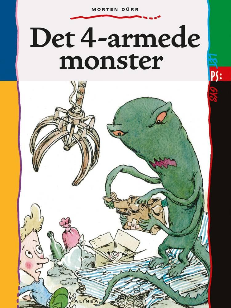 Det 4-armede monster af Morten Dürr