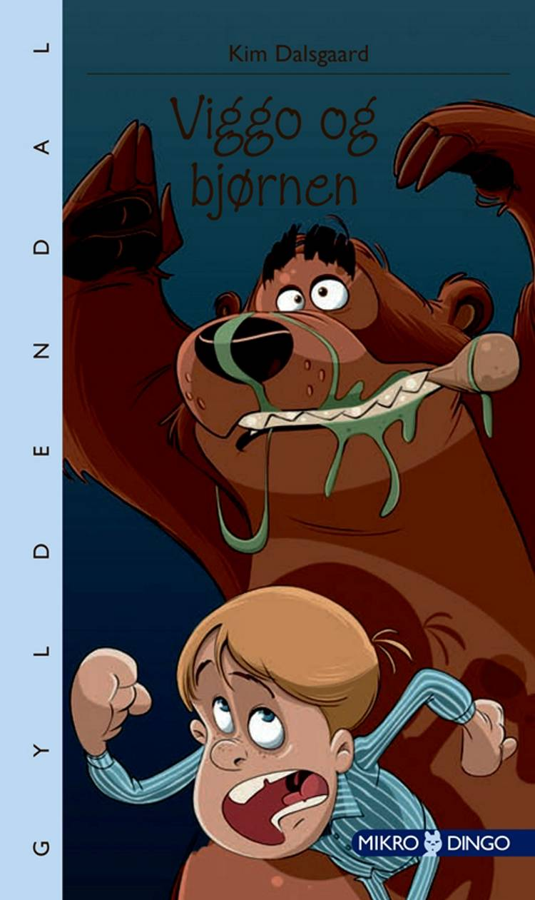 Viggo og bjørnen af Kim Dalsgaard