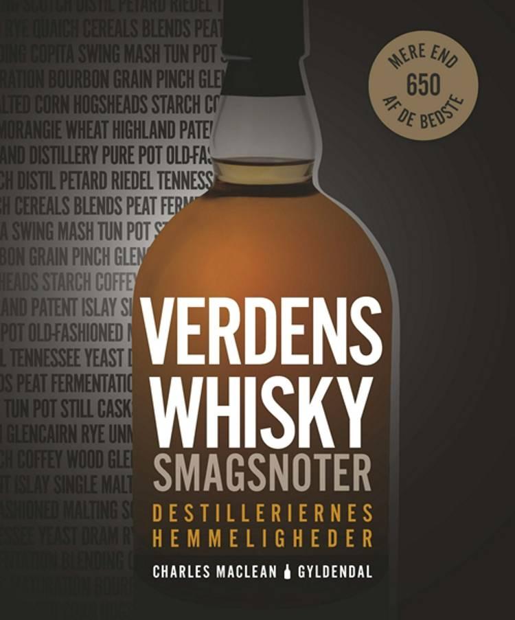 Verdens whisky af Charles MacLean