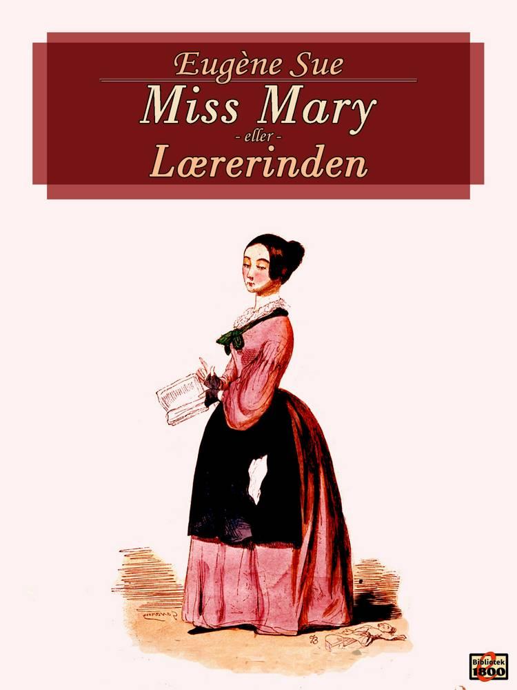 Miss Mary af Eugéne Sue
