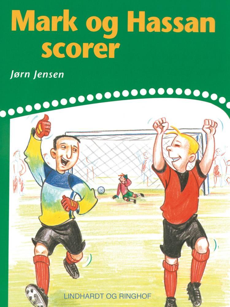 Mark og Hassan scorer af Jørn Jensen