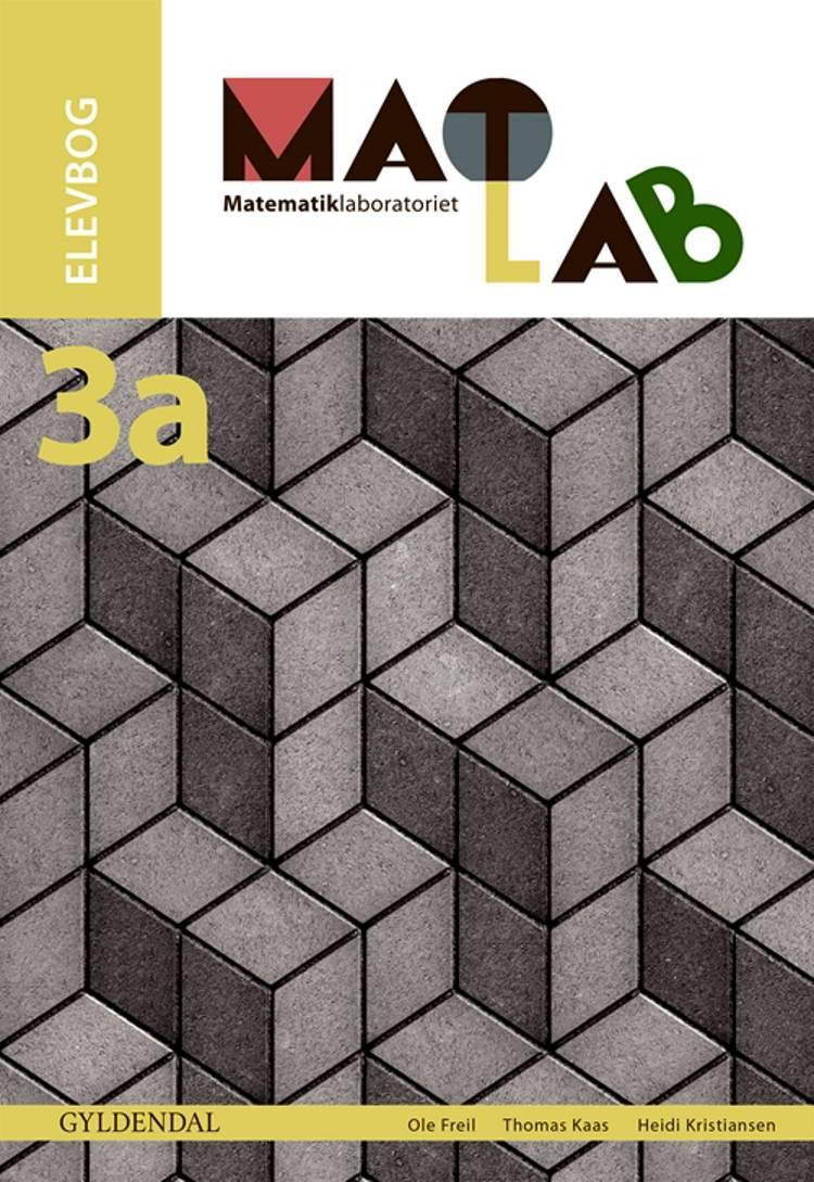 Matematiklaboratoriet af Thomas Kaas, Ole Freil og Heidi Kristiansen