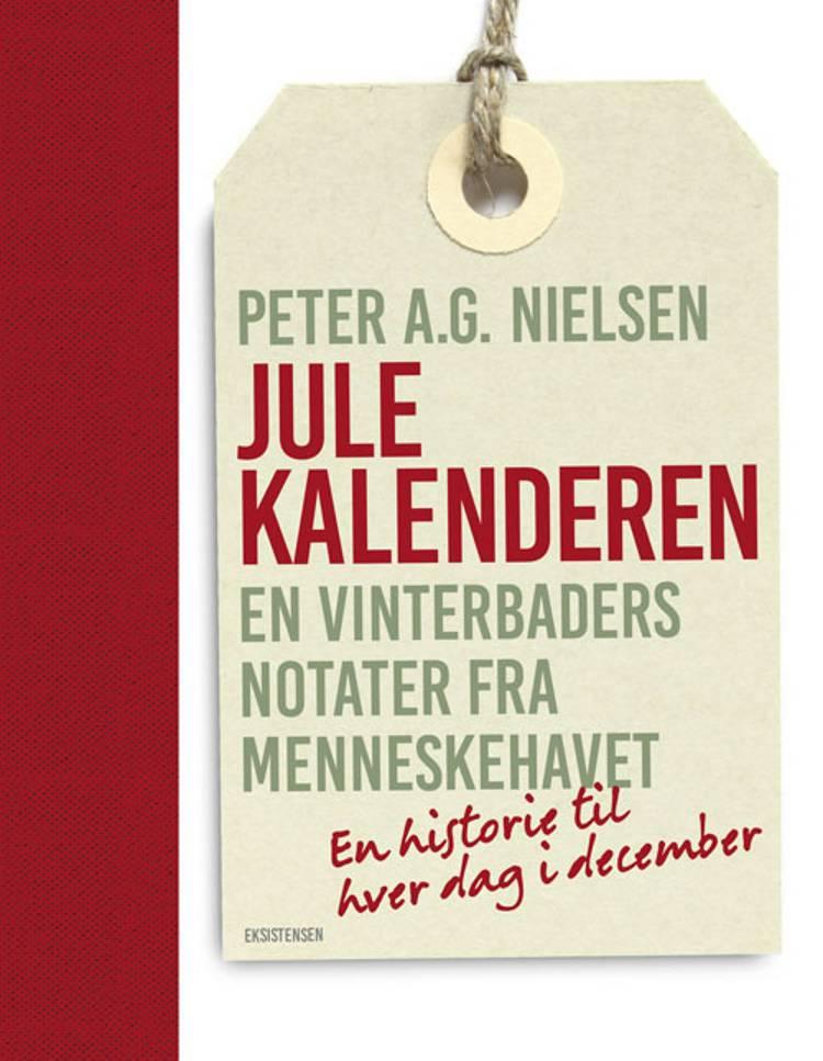Julekalenderen af Peter A. G. Nielsen