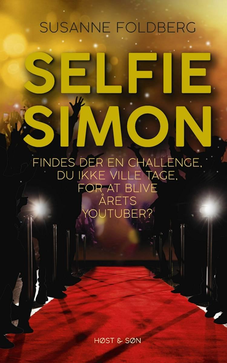 Selfie-Simon af Susanne Foldberg