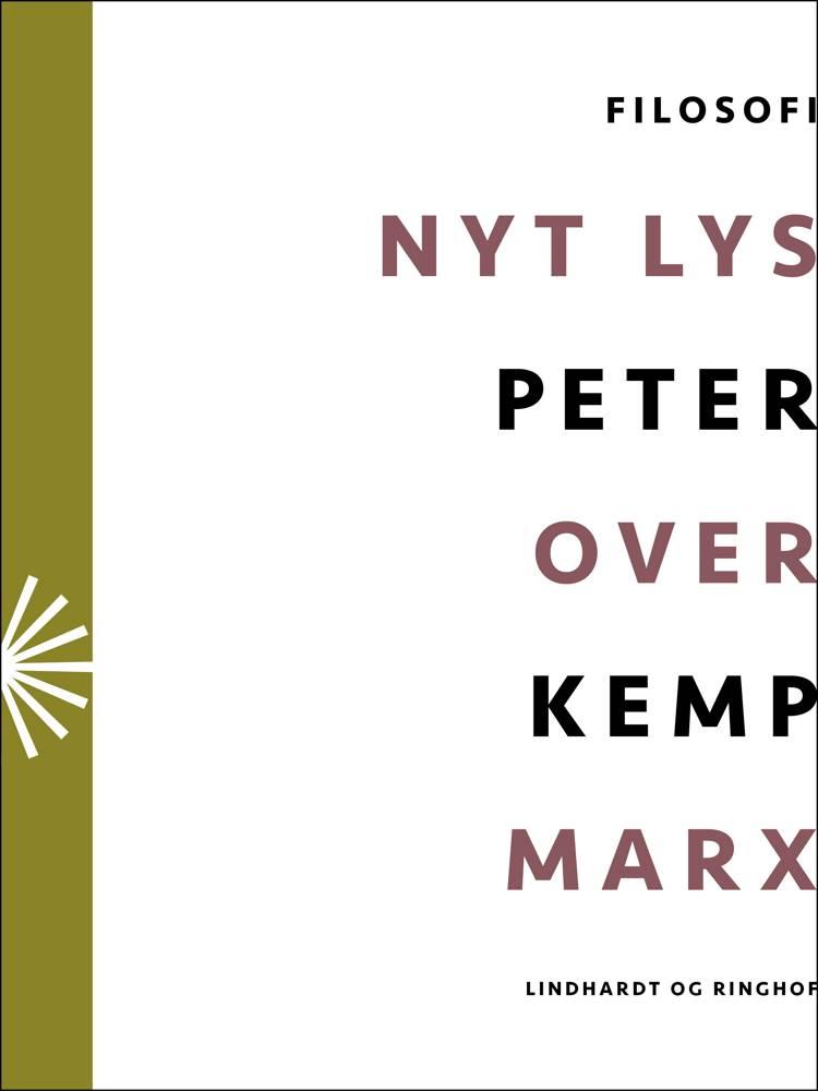 Nyt lys over Marx af Peter Kemp