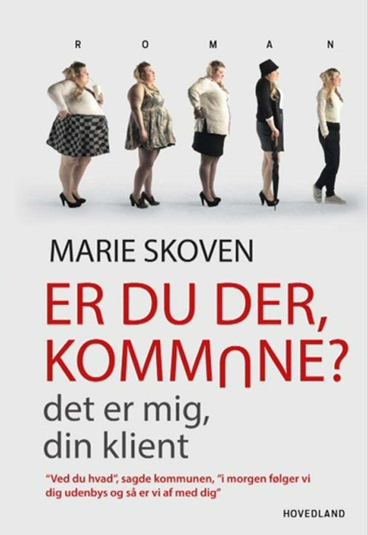 Er du der kommune? af Marie Skoven