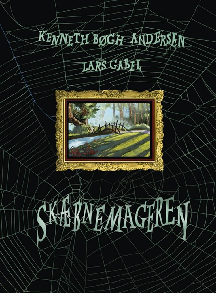 Skæbnemageren af Kenneth Bøgh Andersen og Lars Gabel