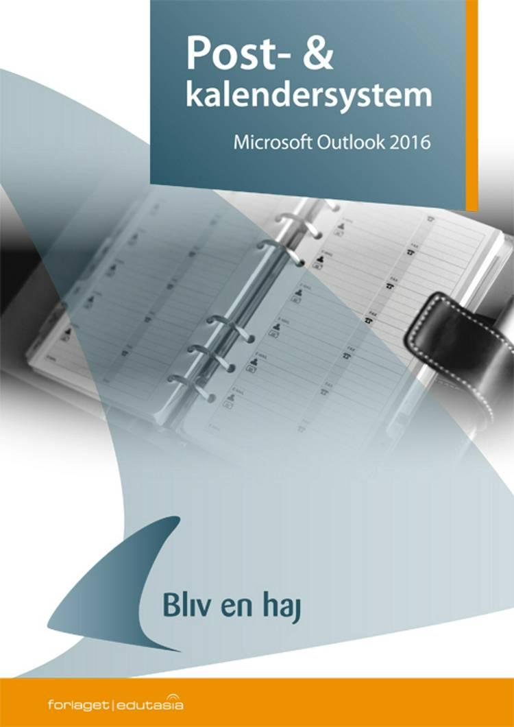 Microsoft Outlook 2016 af Tine Nøhr Stenild