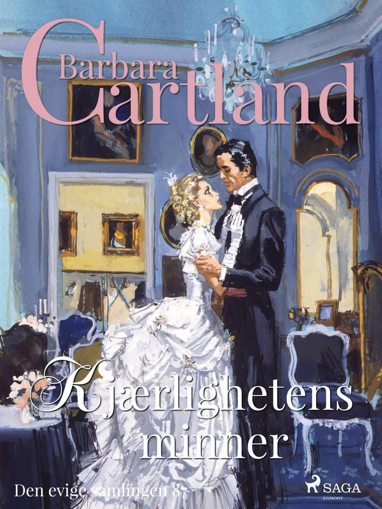 Kjærlighetens minner af Barbara Cartland
