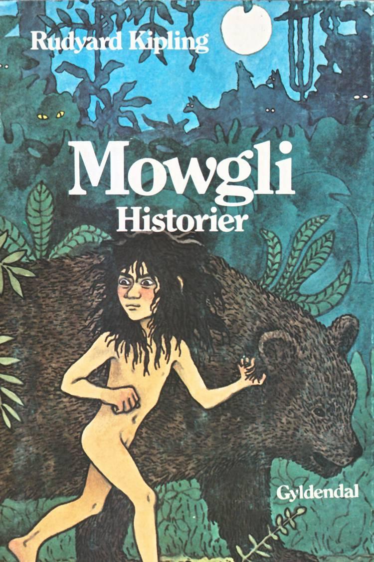 Mowgli historier af Rudyard Kipling