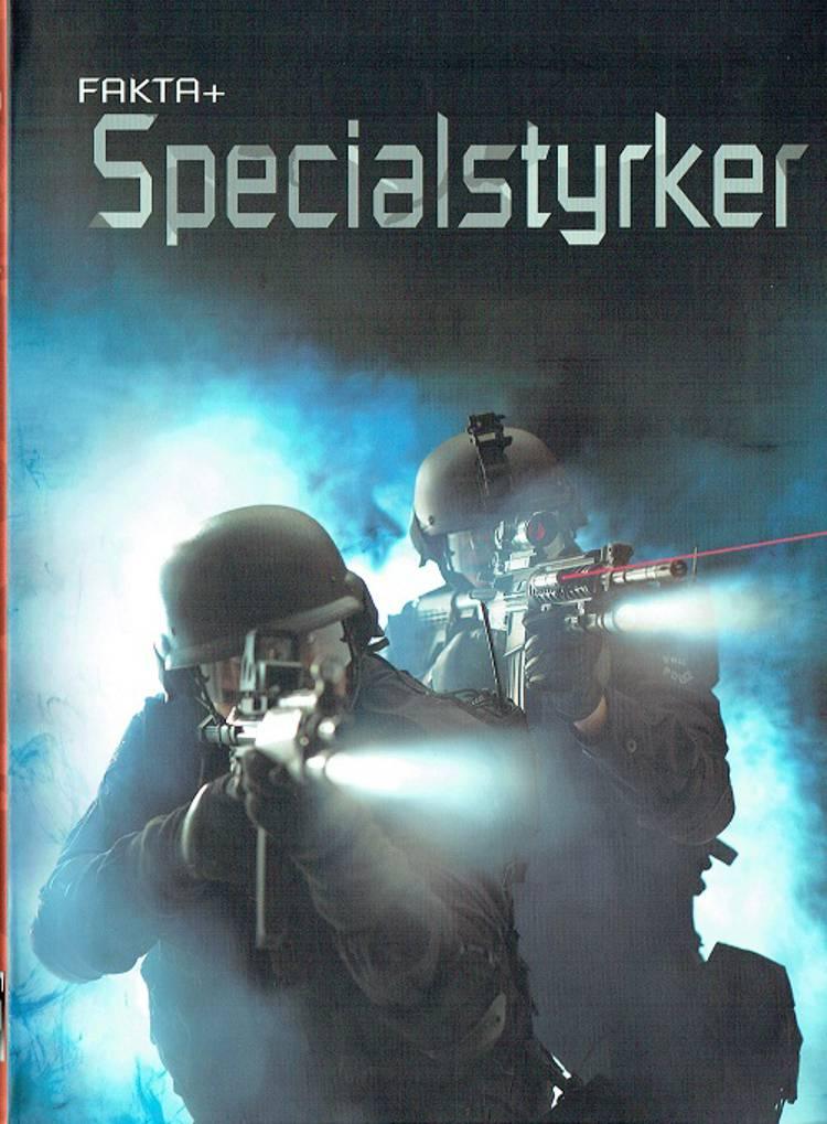 Specialstyrker af Henry Brook