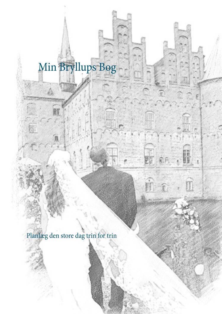 Min Bryllups Bog af Maria Stegeman