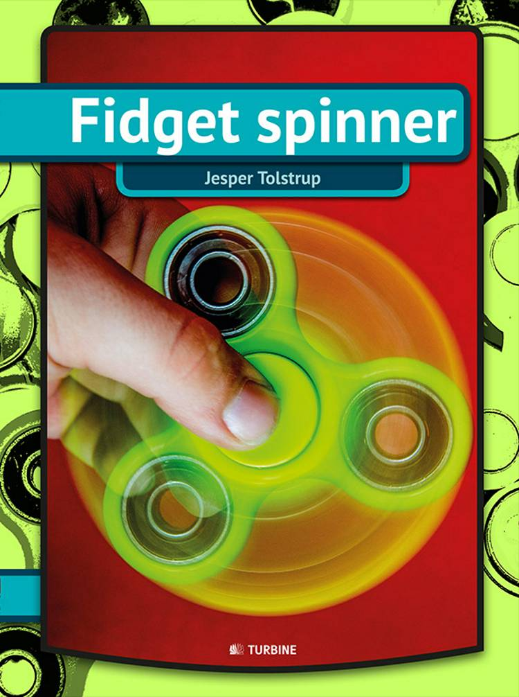 Fidget spinner af Jesper Tolstrup