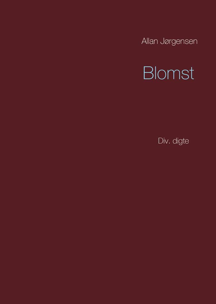 Blomst af Allan Jørgensen