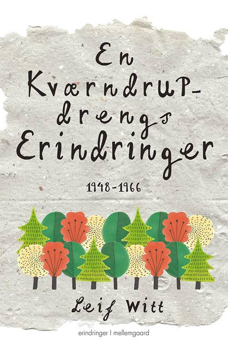 En Kværndrupdrengs erindringer af Leif Witt