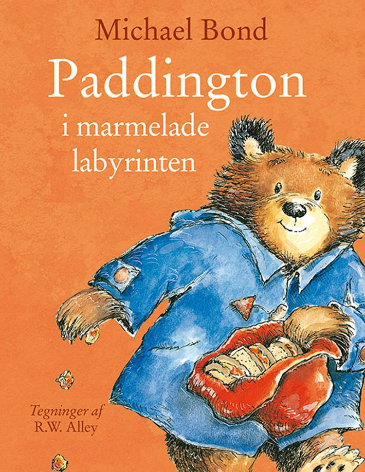 Paddington i marmeladelabyrinten af Michael Bond