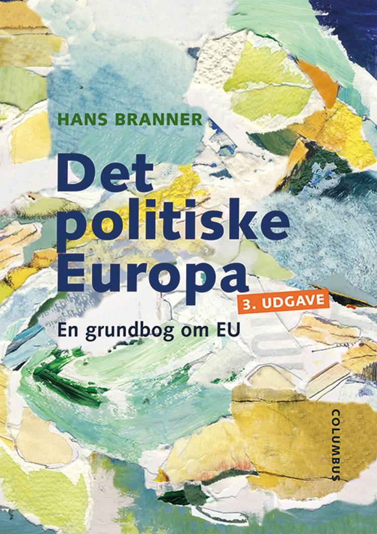 Det politiske Europa af Hans Branner