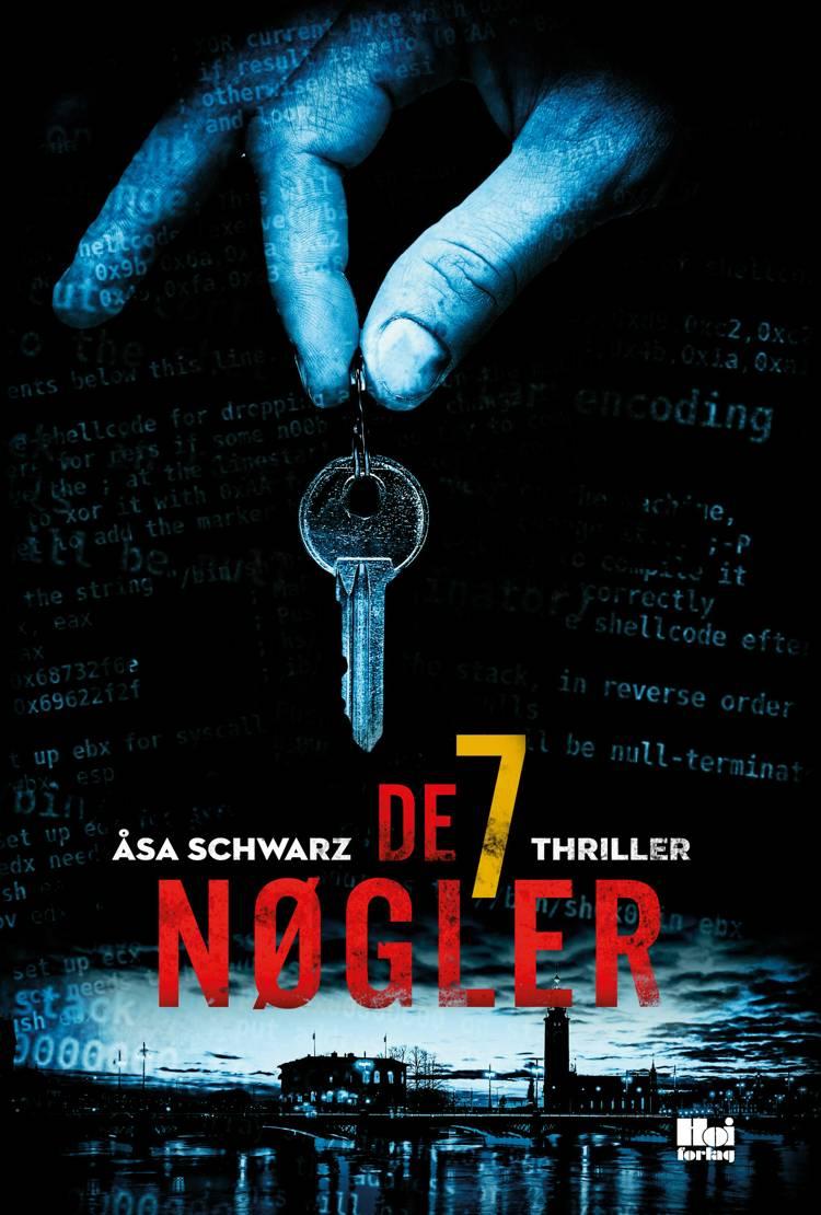 De syv nøgler af Åsa Schwarz