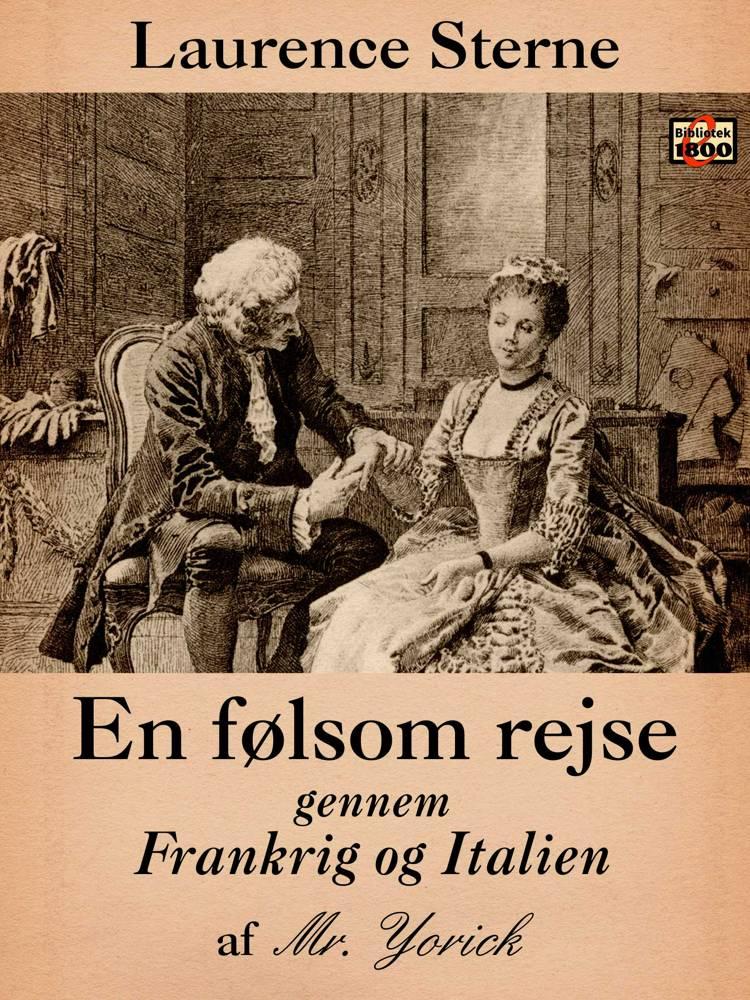 En følsom rejse af Laurence Sterne