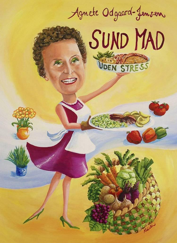 Sund mad uden stress af Agnete Odgaard-Jensen