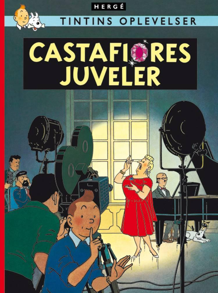 Tintins Oplevelser: Castafiores juveler af Hergé