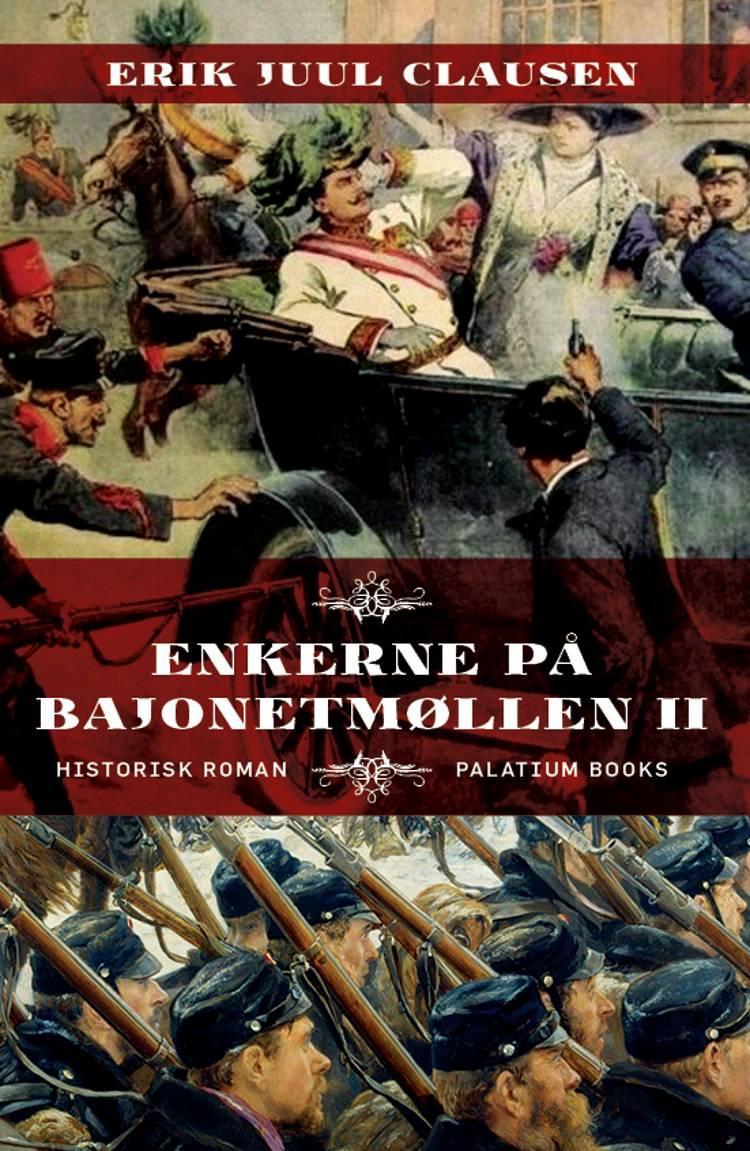 Enkerne på Bajonetmøllen II af Erik Juul Clausen