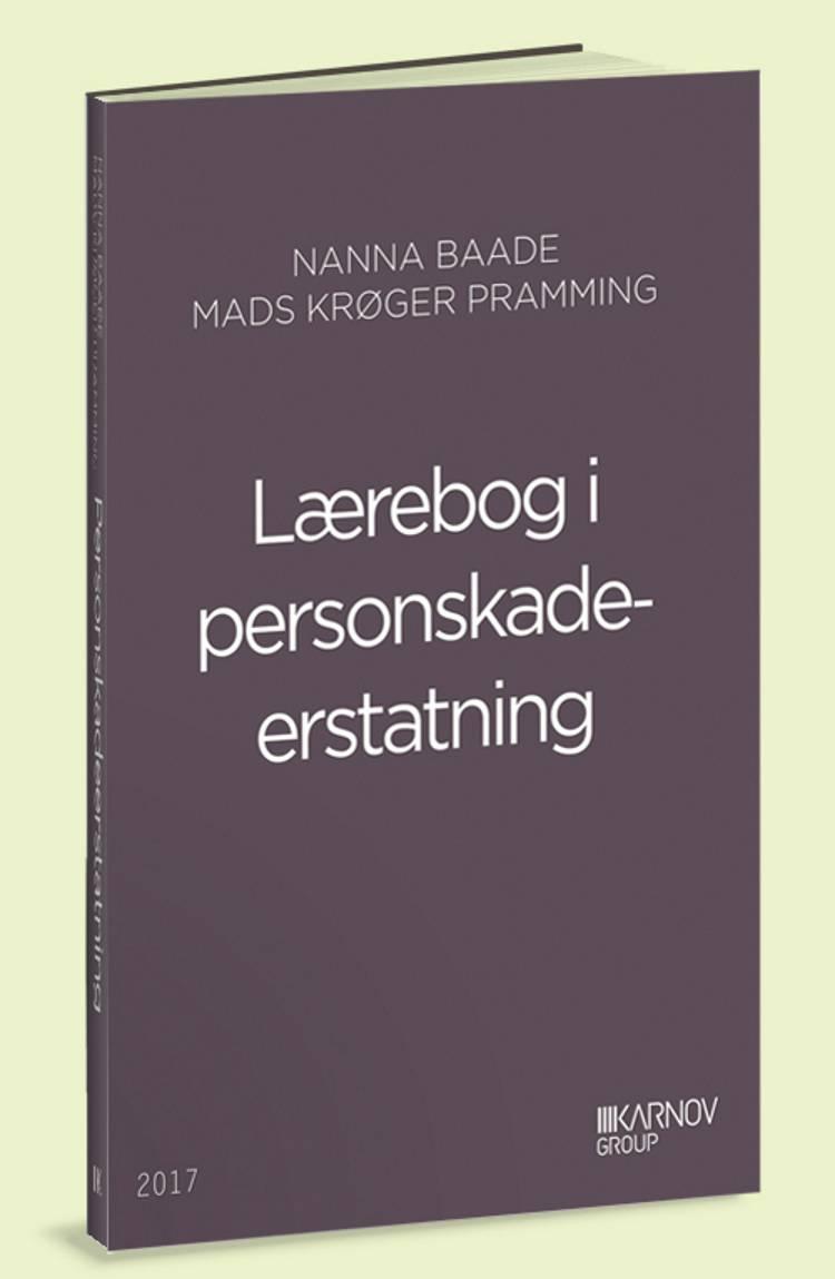 Lærebog i personskadeerstatning af Nanna Baade og Mads Pramming