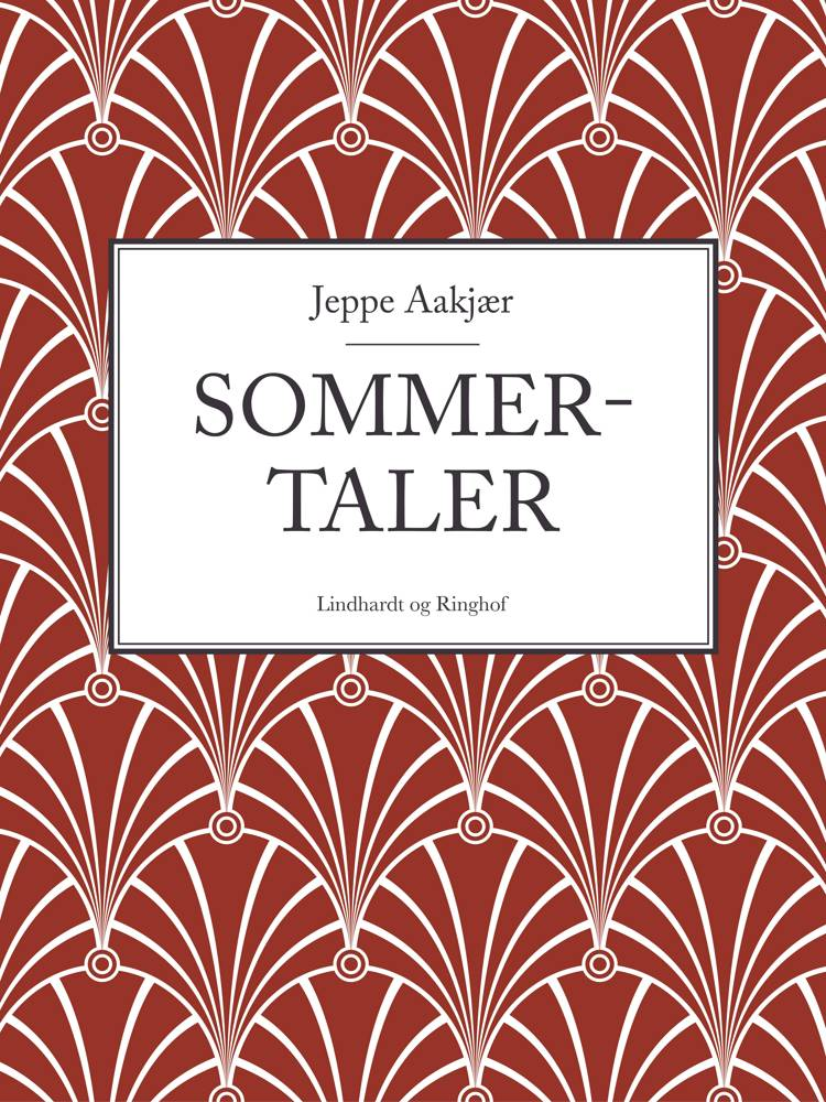 Sommertaler af Jeppe Aakjær