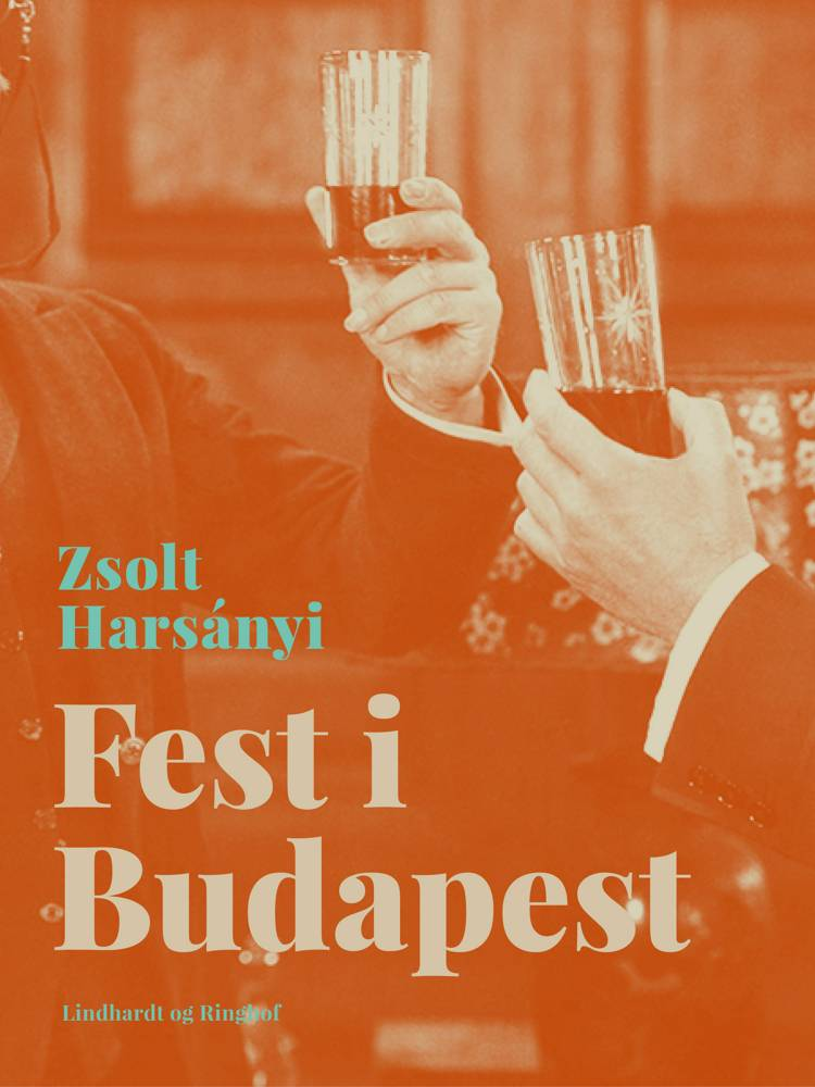 Fest i Budapest af Zsoit V. Harsányi