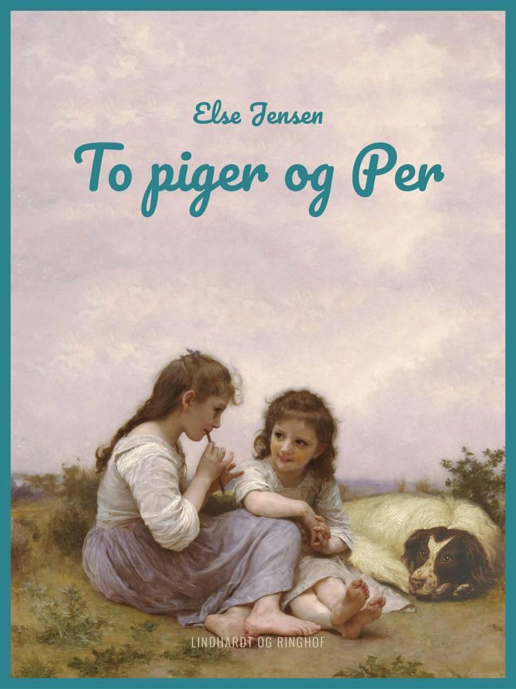 To piger og Per af Else Jensen