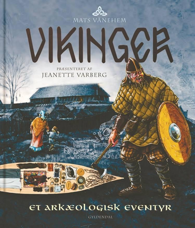 Vikinger af Mats Vänehem