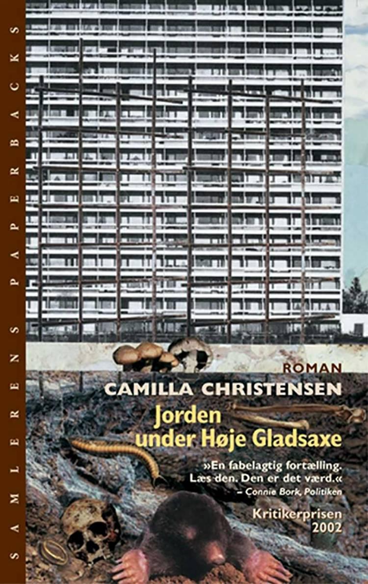 Jorden under Høje Gladsaxe af Camilla Christensen