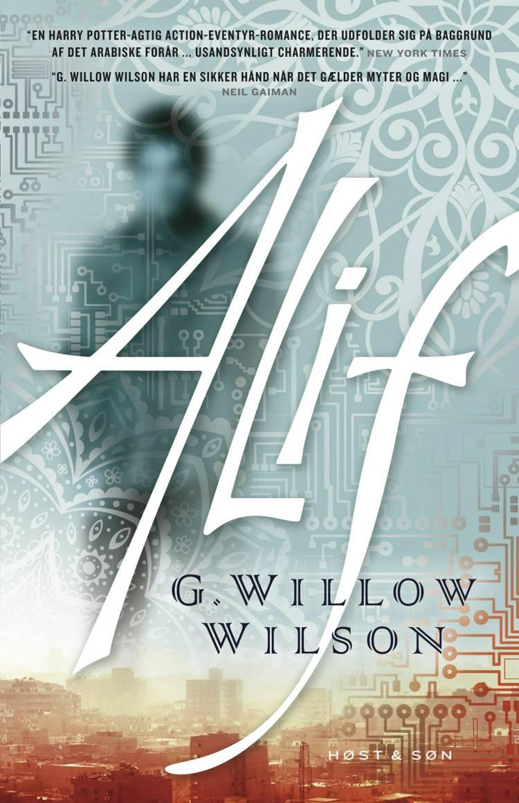 Alif af G. Willow Wilson