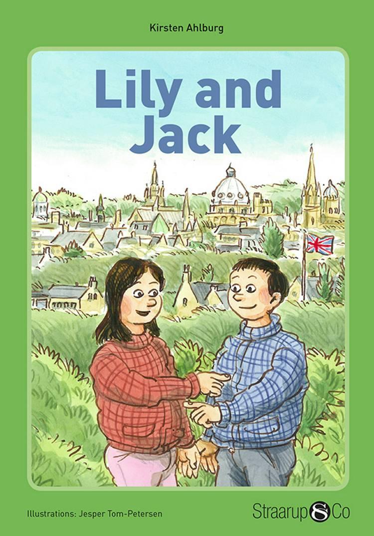 Lily and Jack af Kirsten Ahlburg