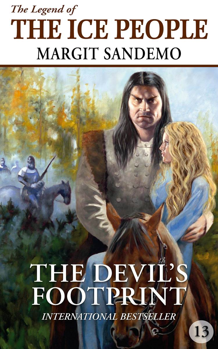 The Ice People 13 - The Devil's Footprint af Margit Sandemo