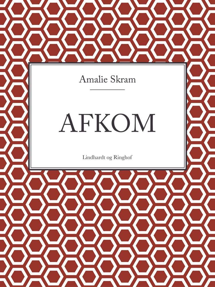 Afkom af Amalie Skram