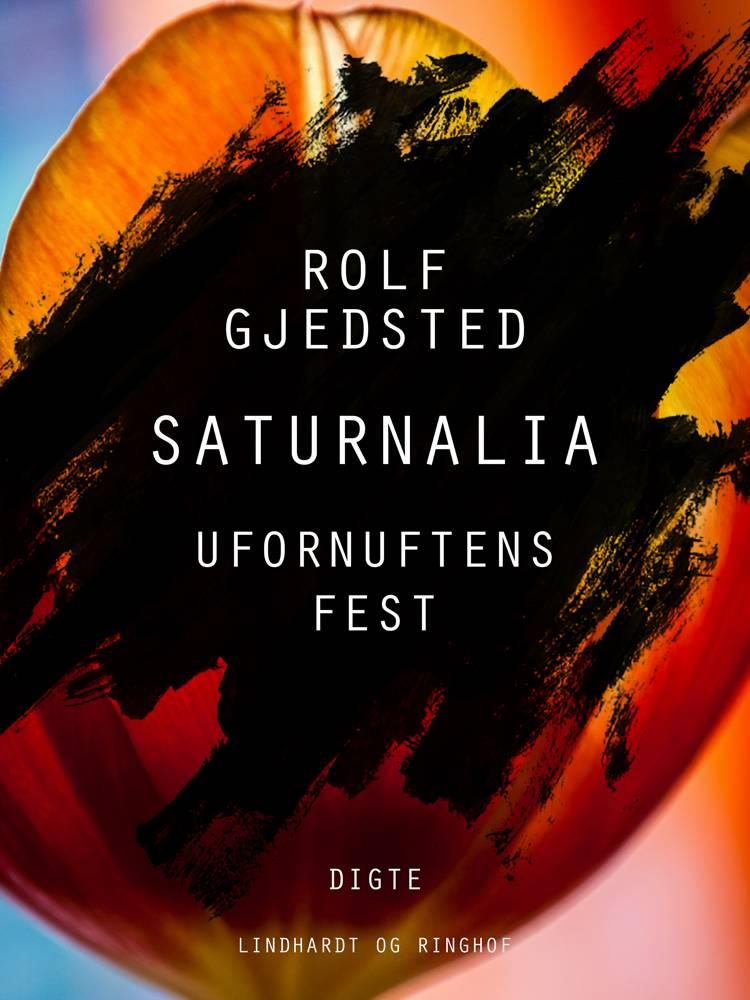 Saturnalia: Ufornuftens fest af Rolf Gjedsted