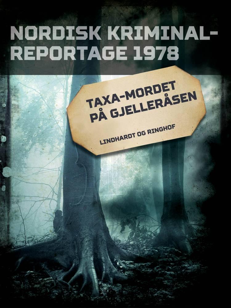 Taxa-mordet på Gjelleråsen