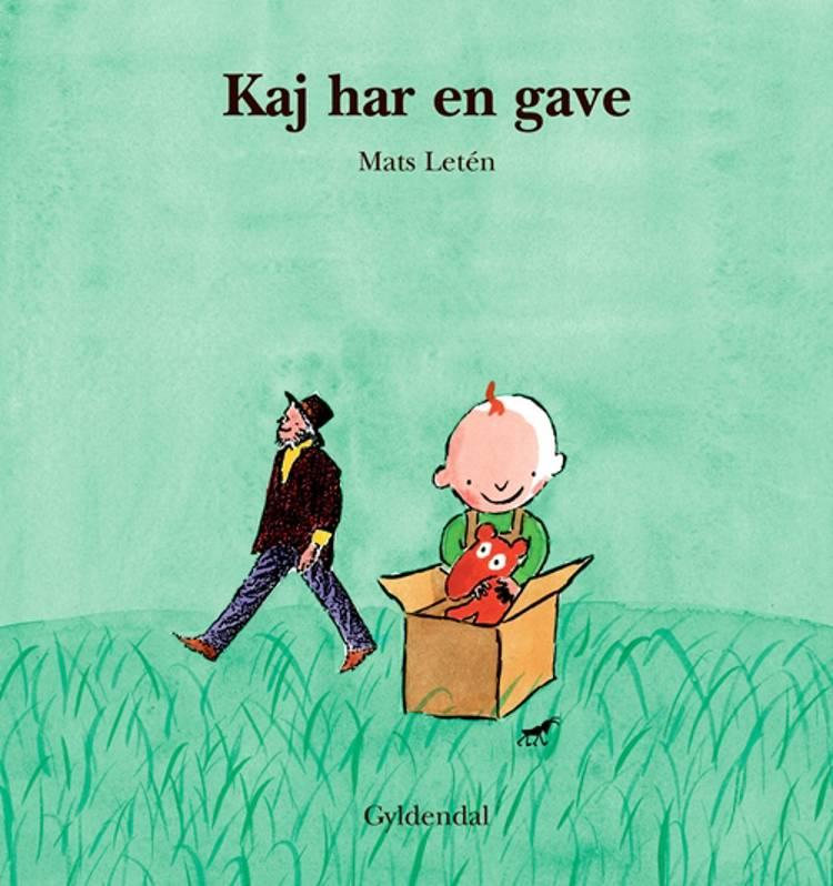 Kaj har en gave af Mats Letén