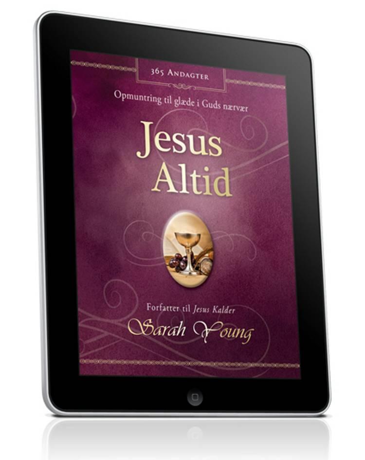 Jesus Altid af Sarah Young