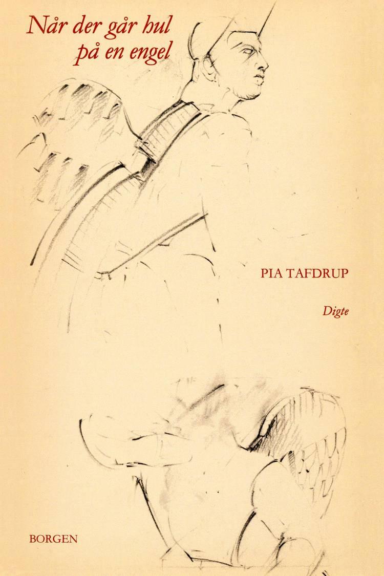 Når der går hul på en engel af Pia Tafdrup