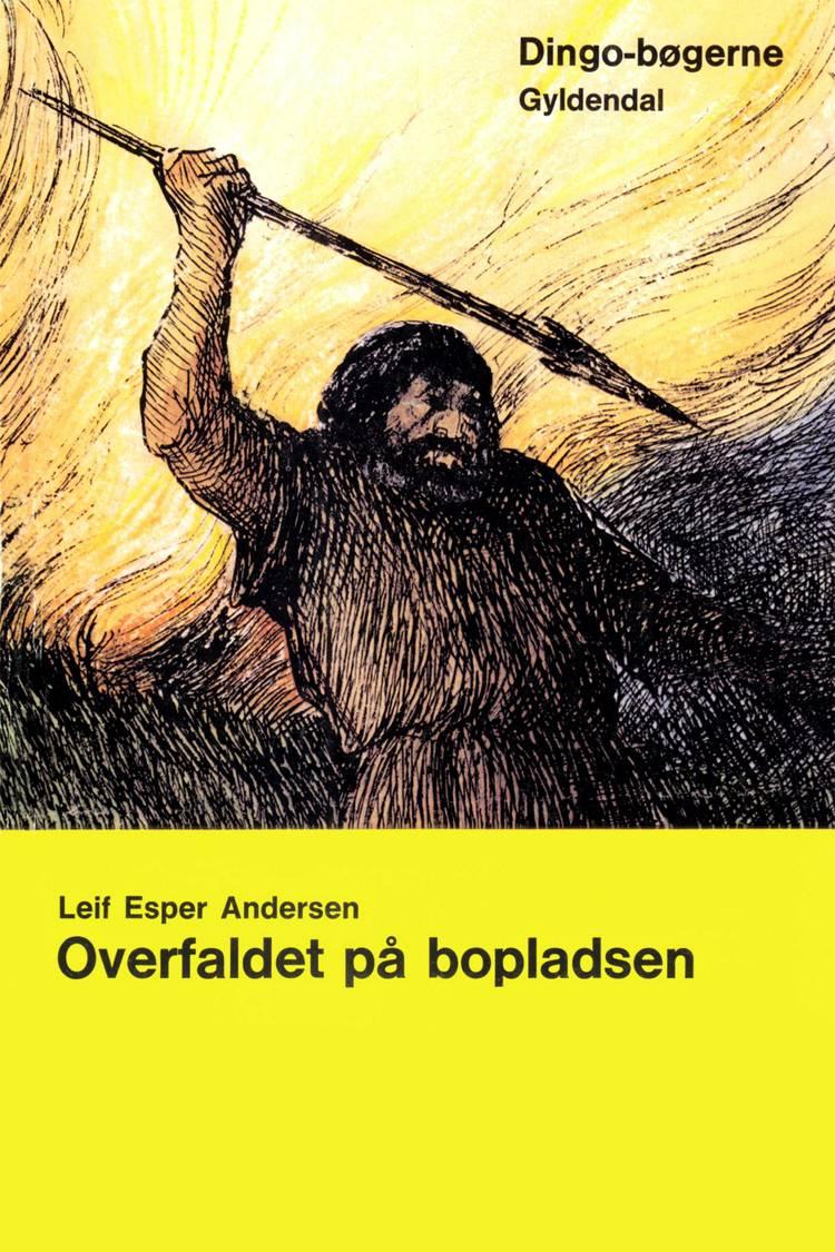 Overfaldet på bopladsen af Leif Esper Andersen
