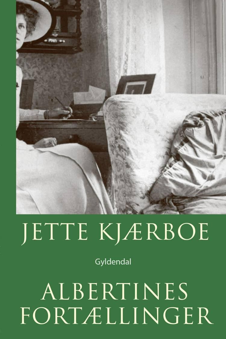 Albertines fortællinger af Jette Kjærboe