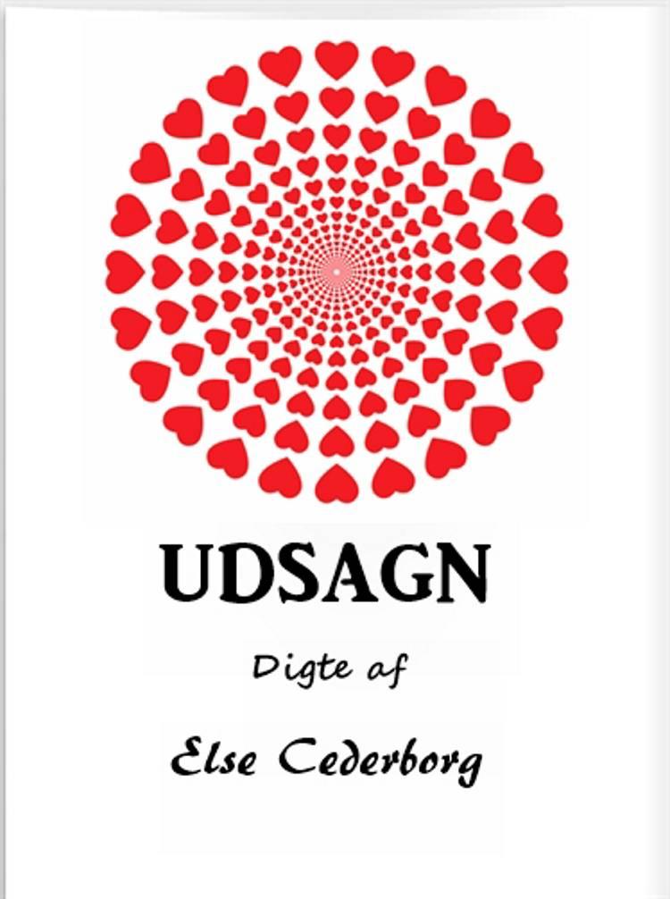 UDSAGN af Else Cederborg